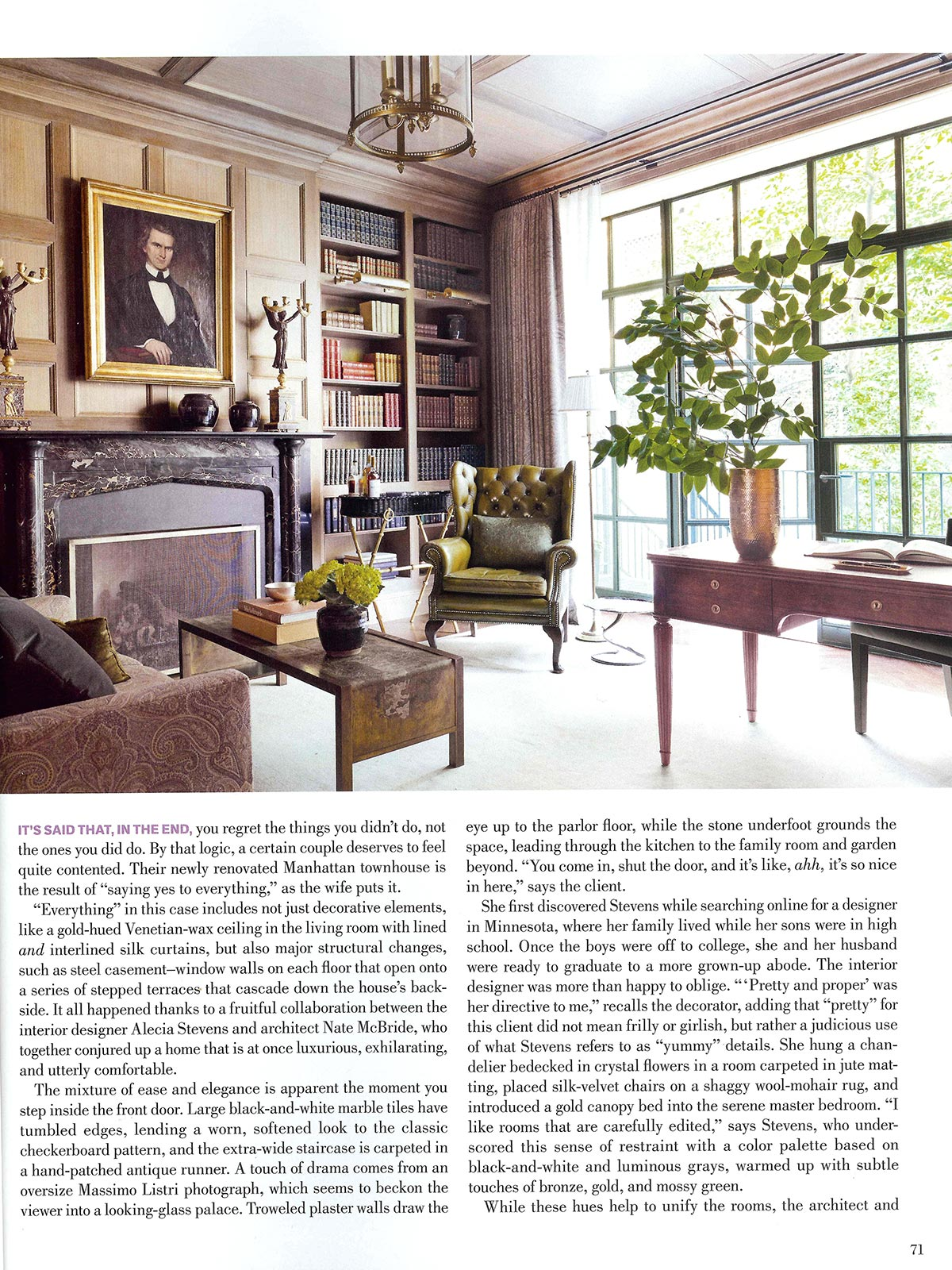 Alecia Stevens Interior Design | Charleston, South Carolina ...